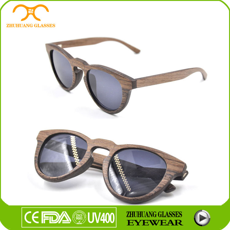 Fashionable 2016 wooden sungless provide OEM/bamboo and wood glasses