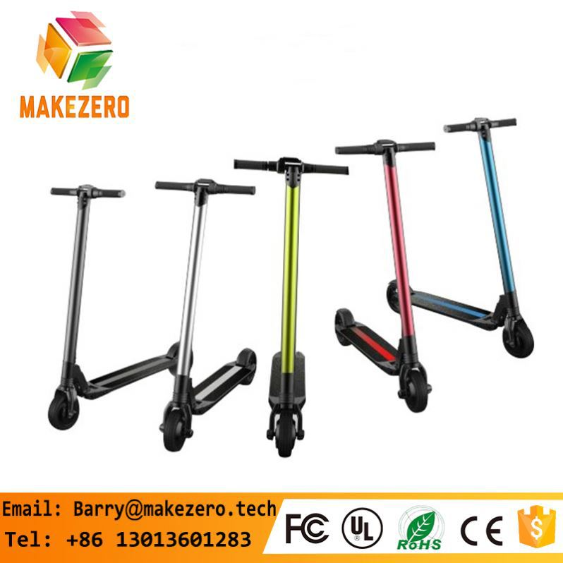 Unique Design High Speed 6 Inch Tires CE Approved 300w Electric Scooter
