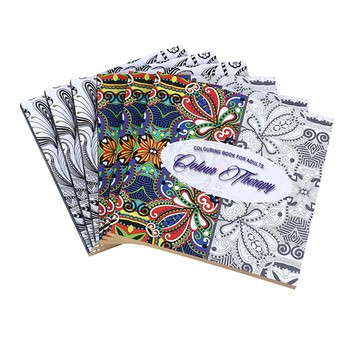 2016 wholesale high quality adult coloring books printing Coloring books for adults wholesale