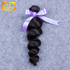 6A 7A Top Quality Peruvian Human Hair Extension Unprocessed Loose Wave Human Hair Wholesale
