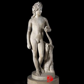 Roman nude sculpture