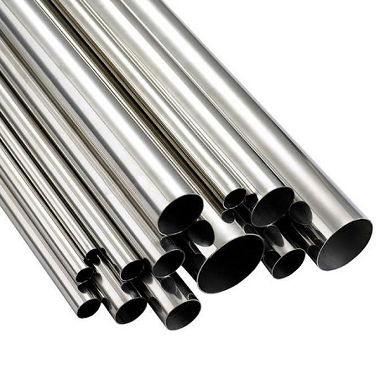 Customized 6063 Aluminum Alloy Extruded Profile Round Pipe Tube