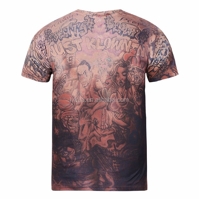 8056537fcd6d China t-shirt tattoo prints wholesale 🇨🇳 - Alibaba