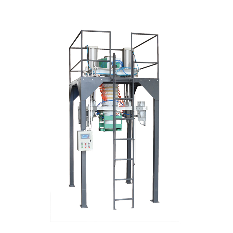 Cheap 1 ton bulk bag scale silica sand packaging machine filling system for lime powder