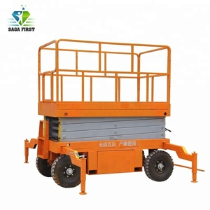 Mobile Battery Electric Hydraulic Lifting Equipment