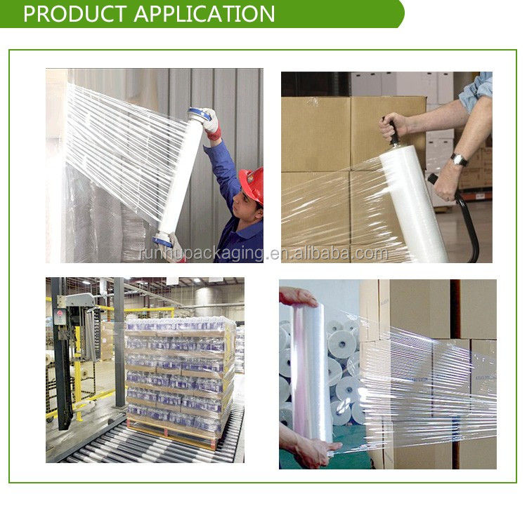 Factory Price 20 Micron Pallet Stretch Wrap,Cast Stretch Film ...