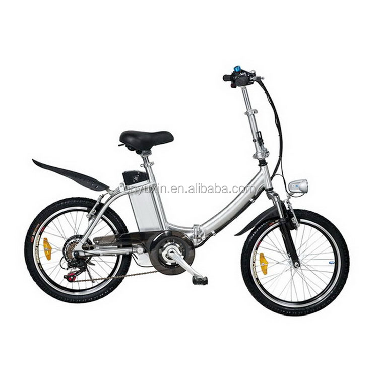 Ceen15194 Reliable Guarantee 20 Inch Folding Ebike Electric Bike