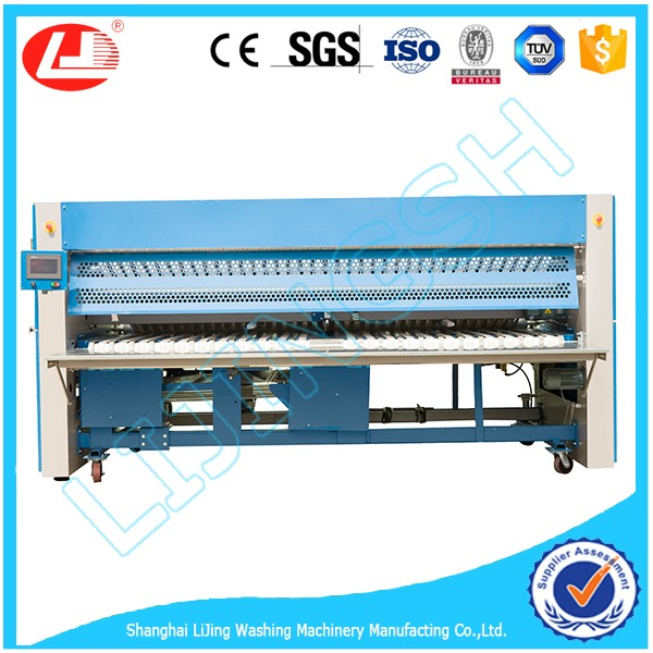 laundry sheet folder an essential option for flat ironing machine