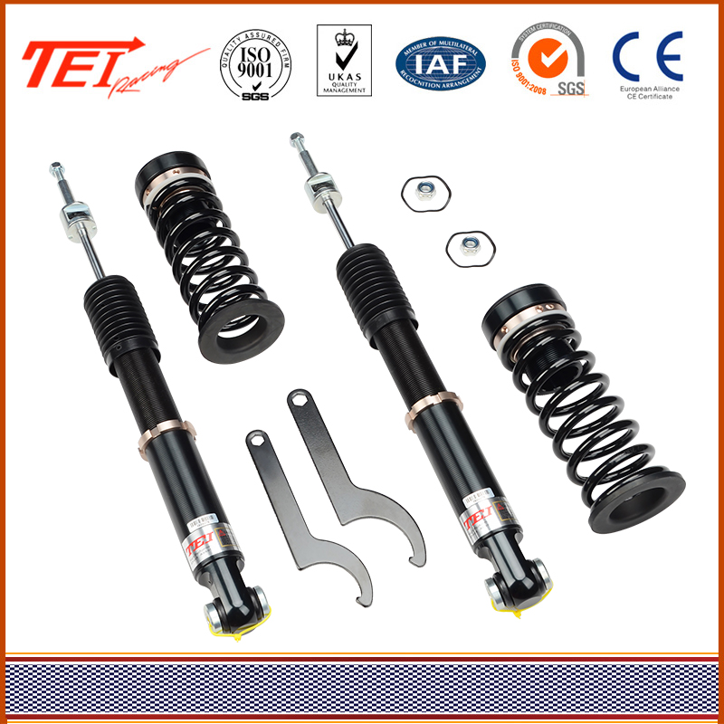 TEI 32 Ways Damping and Height Adjustable coilover with High Durability for All Cars