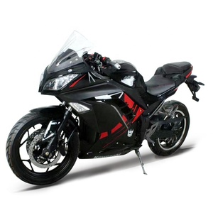 Wholesale price sport motorcycle/ racing moto/ electric motorbike 3000w