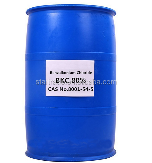 bactericide Benzalkonium Chloride 50 -80% made in china high quality