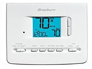 Braeburn Model 2020nc 1 Heat Cool Programmable Thermostat