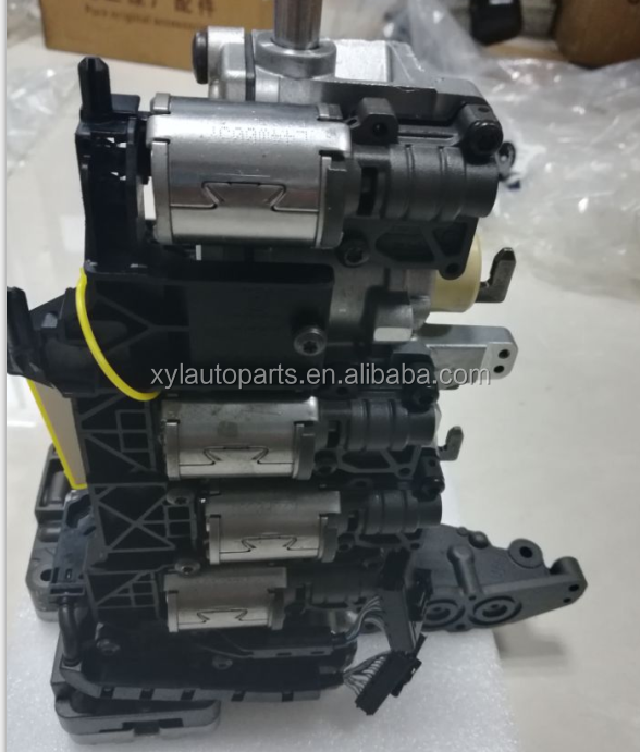 Dl501 Automatic Ob5 Automatic Ob5 Transmission Valve Body Assembly With Tcm  With Control Circuit Board - Buy Ob5,Auto Transmission Valve Body,Valve