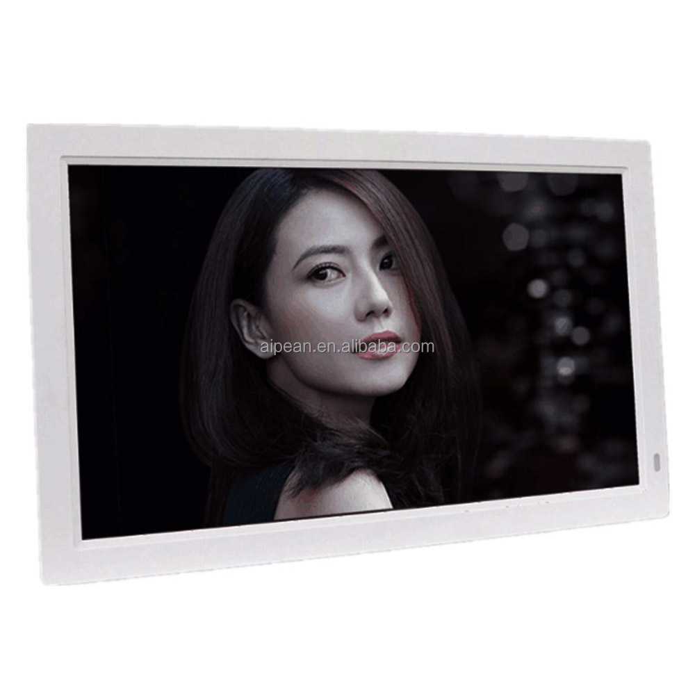 "AiPEAN 19"" inch Android digital signage all in one advertising lcd screen video player"
