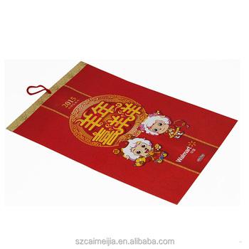 Creative Chinese Desk Calendar Hanger Hooks Buy Chinese