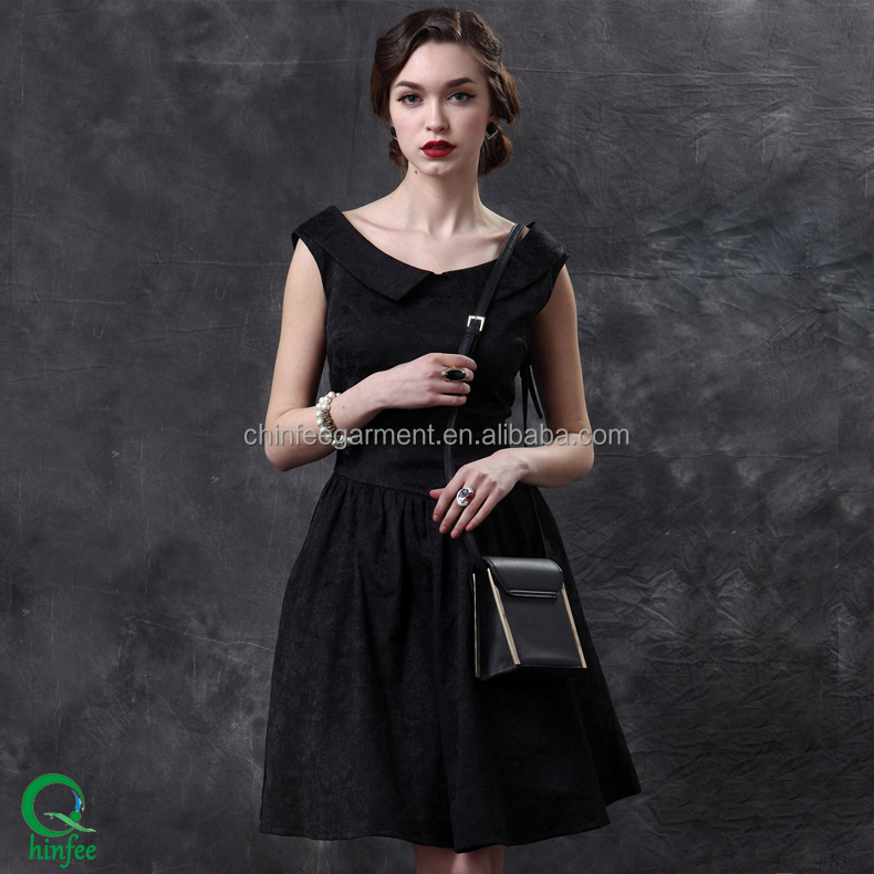 Ladies Dinner Dresses Pop Line Evening Dresses