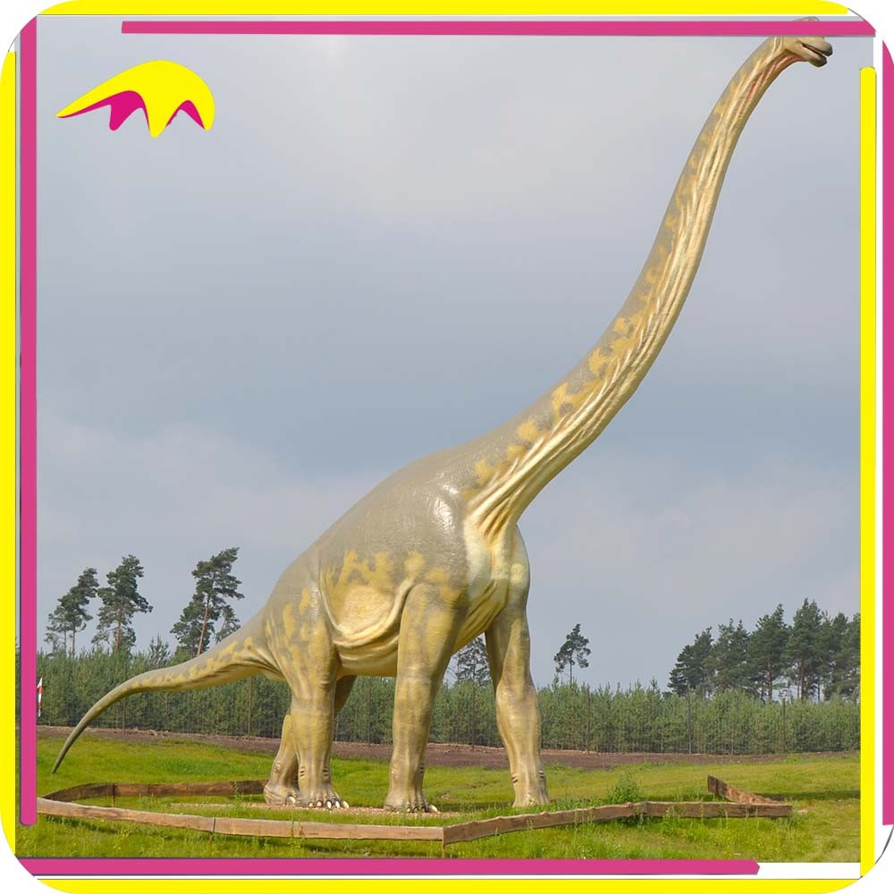 KANO1538 Theme Museum Large Size Moving Battery Operated Life Size T Rex Dinosaur