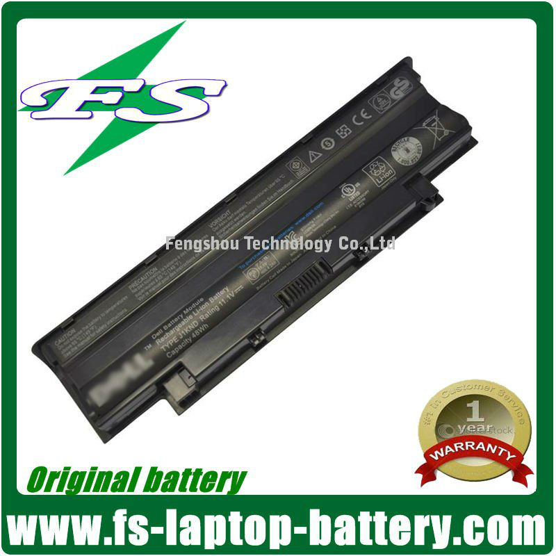 11.1v 48wh N4010 laptop computer battery for dell laptop battery replacement Inspiron N3010D-168