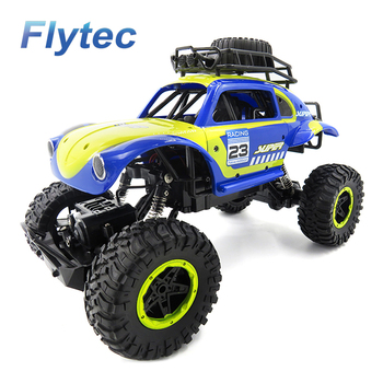 2018 Flytec SL 113A Cheap Kids Electric Car RC Climbing Cars 1 : 14 Remote Control Car