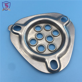 China customized deep drawn metal stamping parts supplier