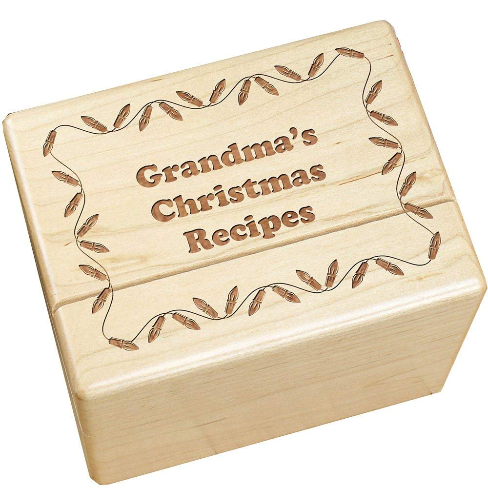 Cheap Personalized Recipe Card Box Find Personalized Recipe Card