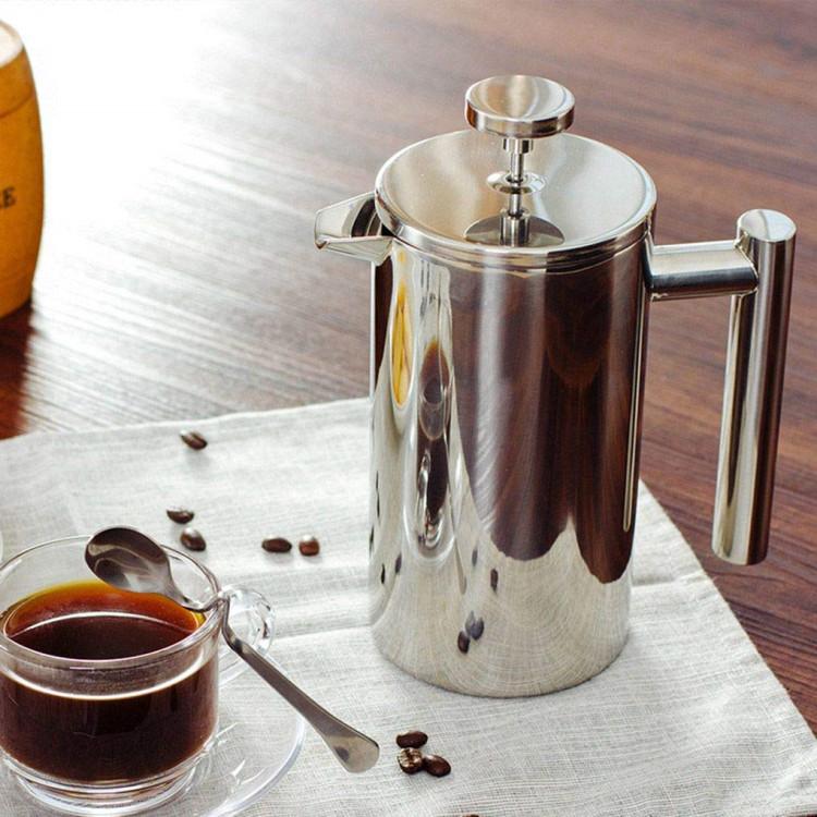 Wholesale Convenient Home Use High Quality Aluminum Espresso Coffee Maker