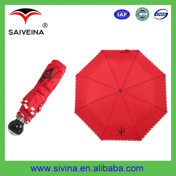 Special and innovative design UV protection folding style fashion umbrella