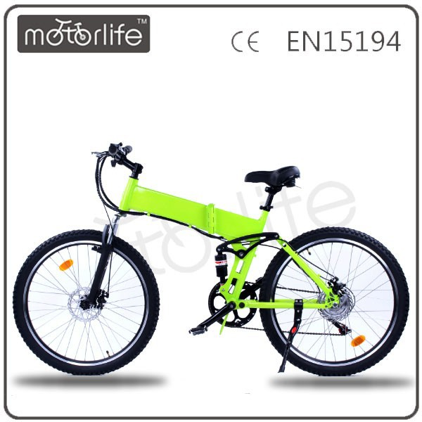 MOTORLIFE/OEM DIY Electric Folding Motor Bicycle/Bike From China