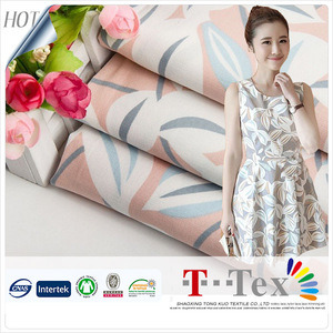 2016New Hometextile /Dress Fabric Dyed Printing Comfortable Linenette Fabric