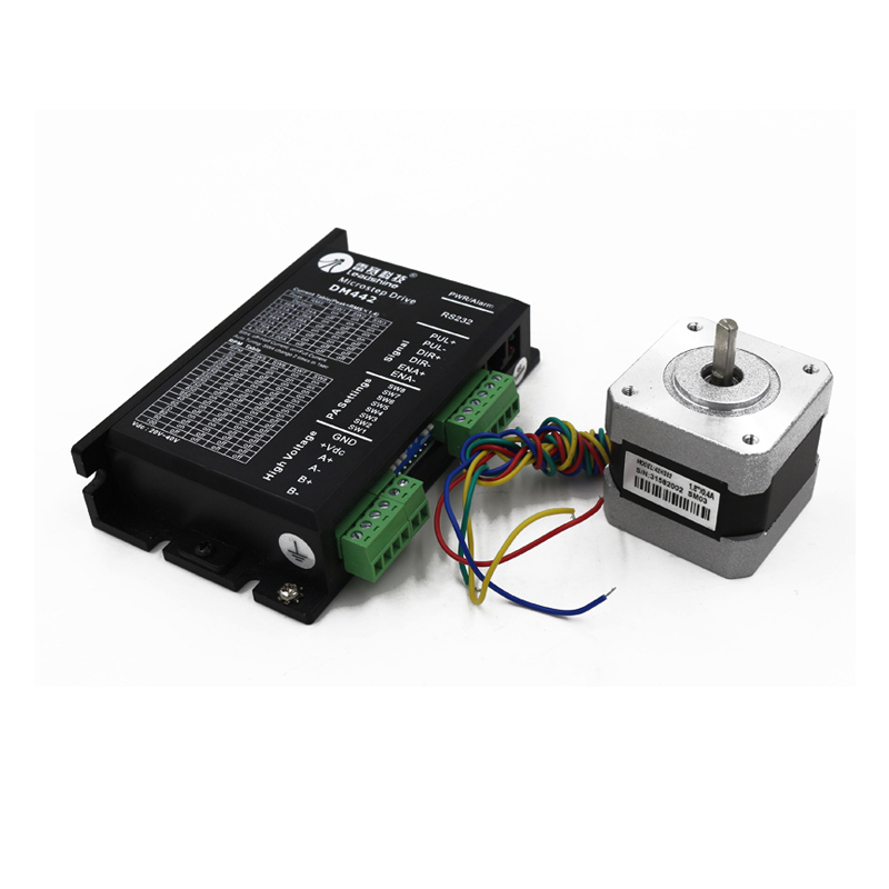 Fast Deliver 3dm683 3 Phase Digital Stepping Driver 8.3a Dc20-60v Fit 57 86 Motor Computer & Office
