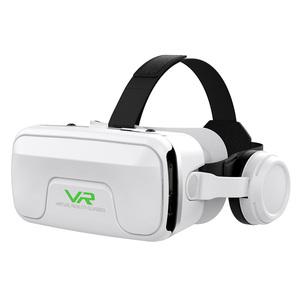 VR Shinecon 360 Surround Headphone VR Headset