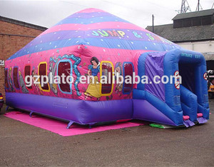 Used commercial cheap Inflatable Jumping Bounce House for sale