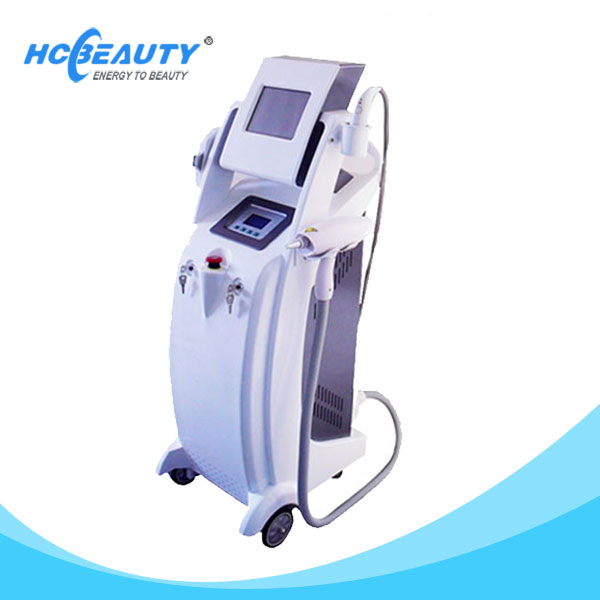 Salon Top one multifunctional e-light hair removal machine