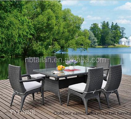 naturales al aire libre mesas y sillas para eventos patio muebles de jardn de ratn silla