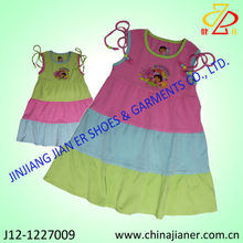 fashion design dresses for girls of 2 to 16 years old for 2013