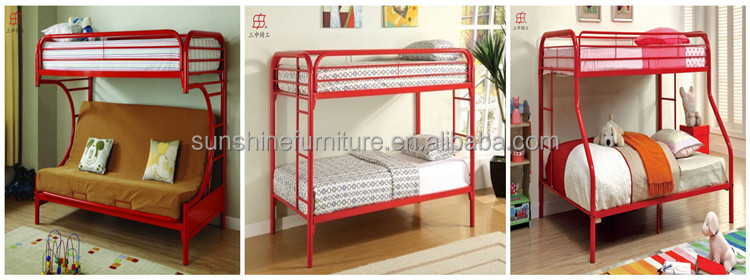 Cheap heavy duty kids adult bunk bed with mattress buy for Cheap double deck bed