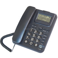 Caller ID Corded Telephone with 2-Way Talking Hands Free