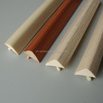Cabinet Furniture Rubber Edge Trim T For Table Pvc Molding Profile Banding
