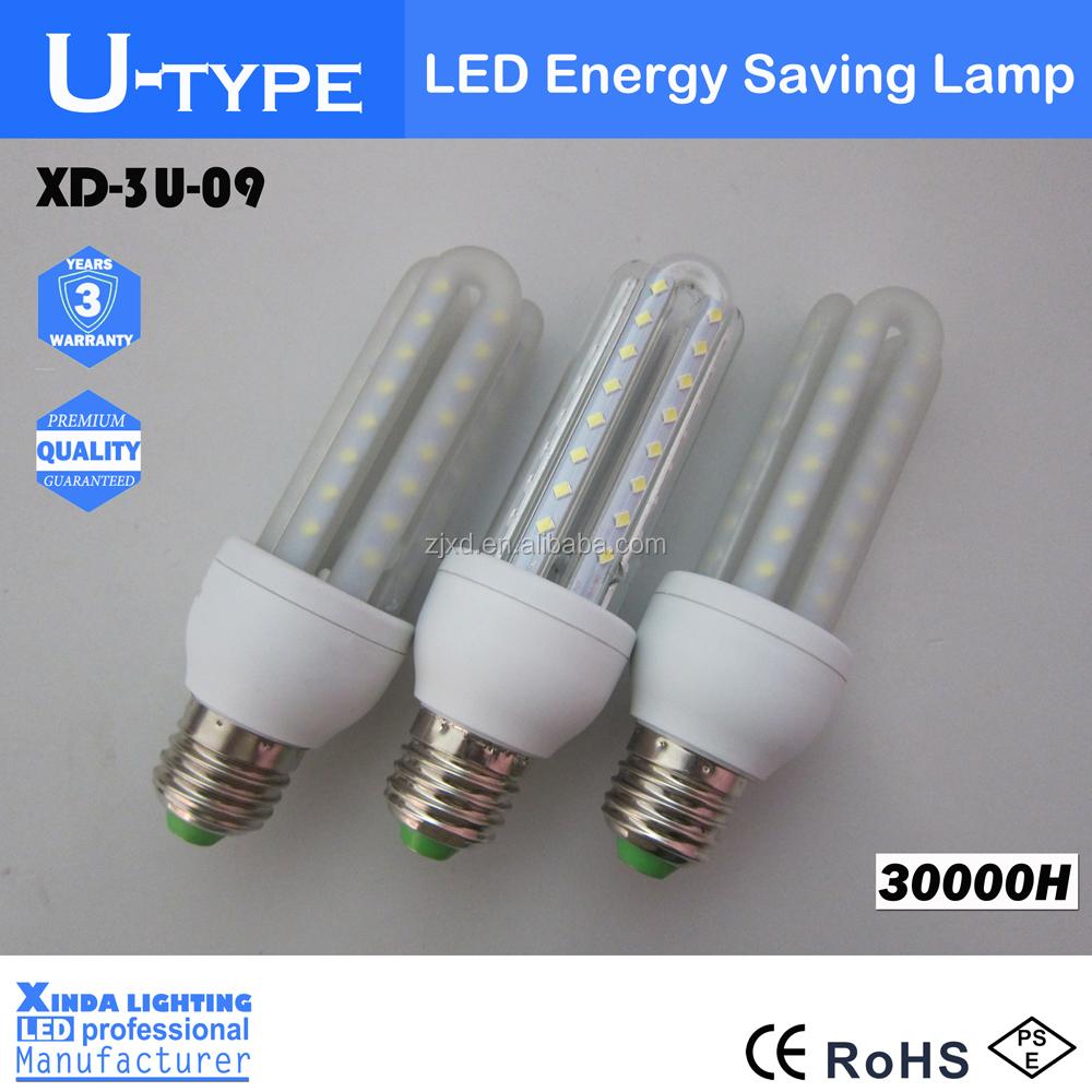 Smd2835 3u 12w Led Bulb E27 Energy Saving Lamp