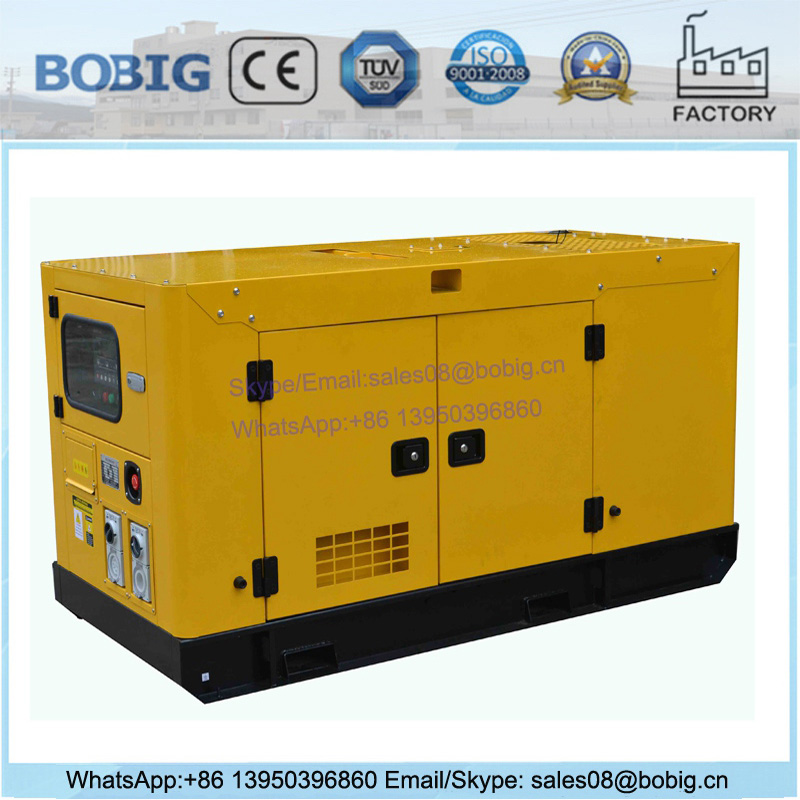 gensets factory price supply 25 kva 20kw canopy diesel generator