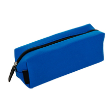 Custom school & offices use canvas zip pouch pencil case