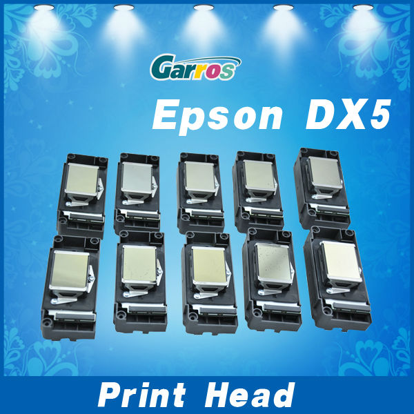 Japanese Ep-son F 186000 Dx5 Printhead For Mutoh Mimaki Roland ...