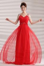 RR2978 Hup Classy Long Evening Dress For Fat Woman