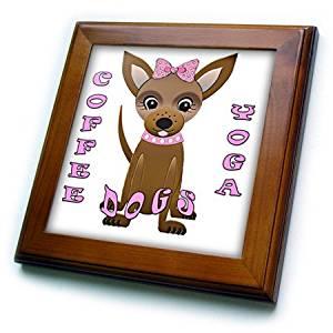 buy drose rinapiro dogs quotes coffee dogs yoga funny