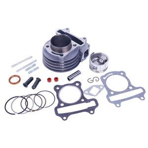 GY6 49cc 50cc Scooter engine 39mm engine piston ring gasket cylinder kits