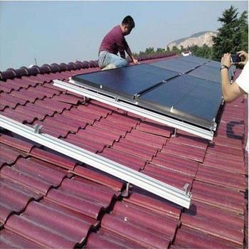 Solar Panel Roof Mount Kit
