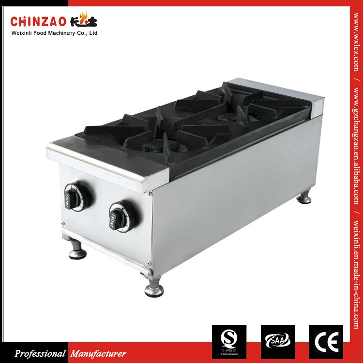 CHINZAO China Alibaba Good Sale Items 545*690*30mm Oil Tray Size Battery Stove For Cooking