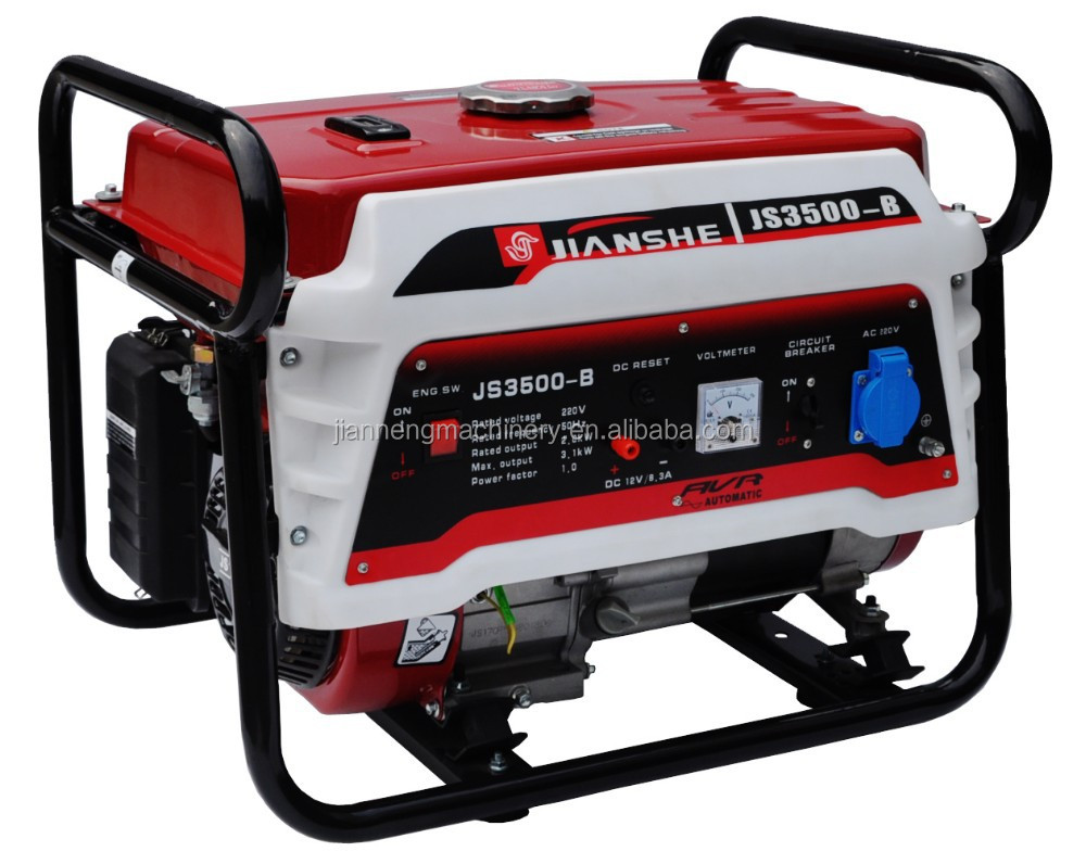 5KW gasoline generator with with 13HP