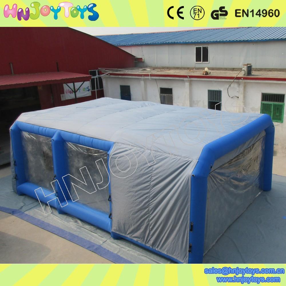 portable gonflable de voiture pulv risation cabine de peinture mobile cabine de pulv risation. Black Bedroom Furniture Sets. Home Design Ideas