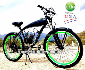 Road Bike Carbon Gas Frame China For Motorized Bicycle